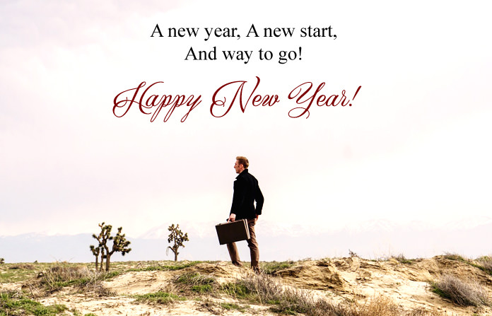 HINDI SHAYERI: Inspirational New Year Images with Quotes