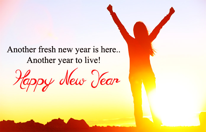 Motivational New Year Photos Sayings