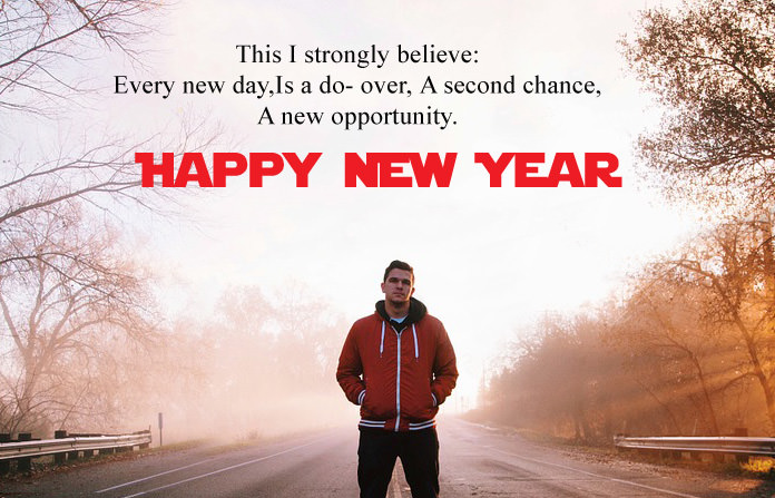 New Opportunity in New Year Quotes