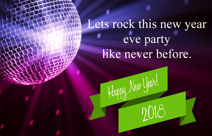 New Year Eve 2018 Pictures