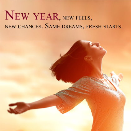 New Year Positive Thoughts Status Picture Dp