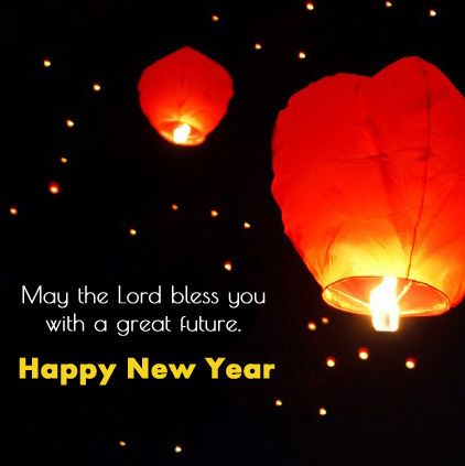 Skycandle New Year Status DP