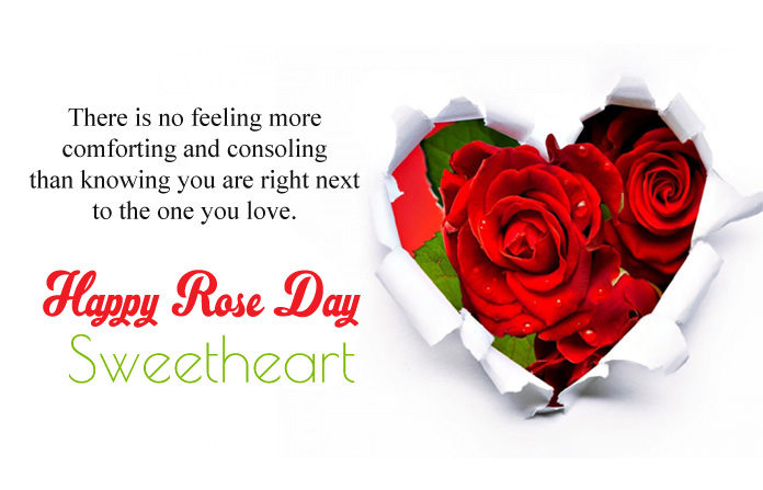 7th Feb Rose Day Messages