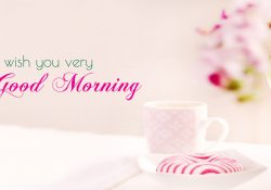 Good Morning Wishes Wallpaper