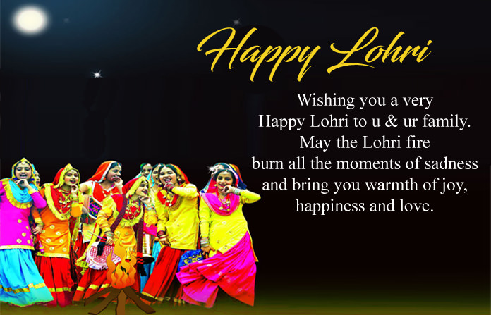 Happy Lohri Messages