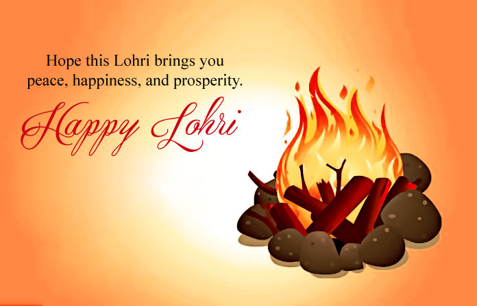 Happy Lohri Quotes and Images