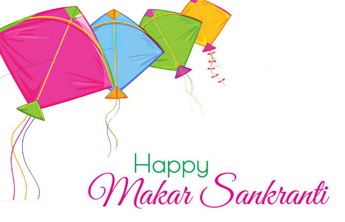 Happy Makar Sankranti Wallpaper