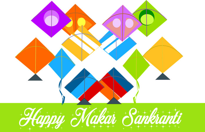 Kite Images on Sankranti