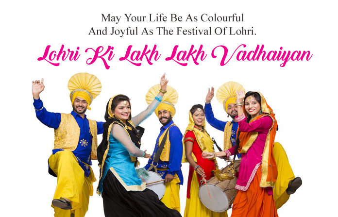 Lohri Wishes in English