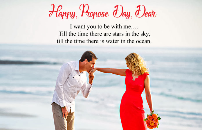8th Feb Propose Day Wishes