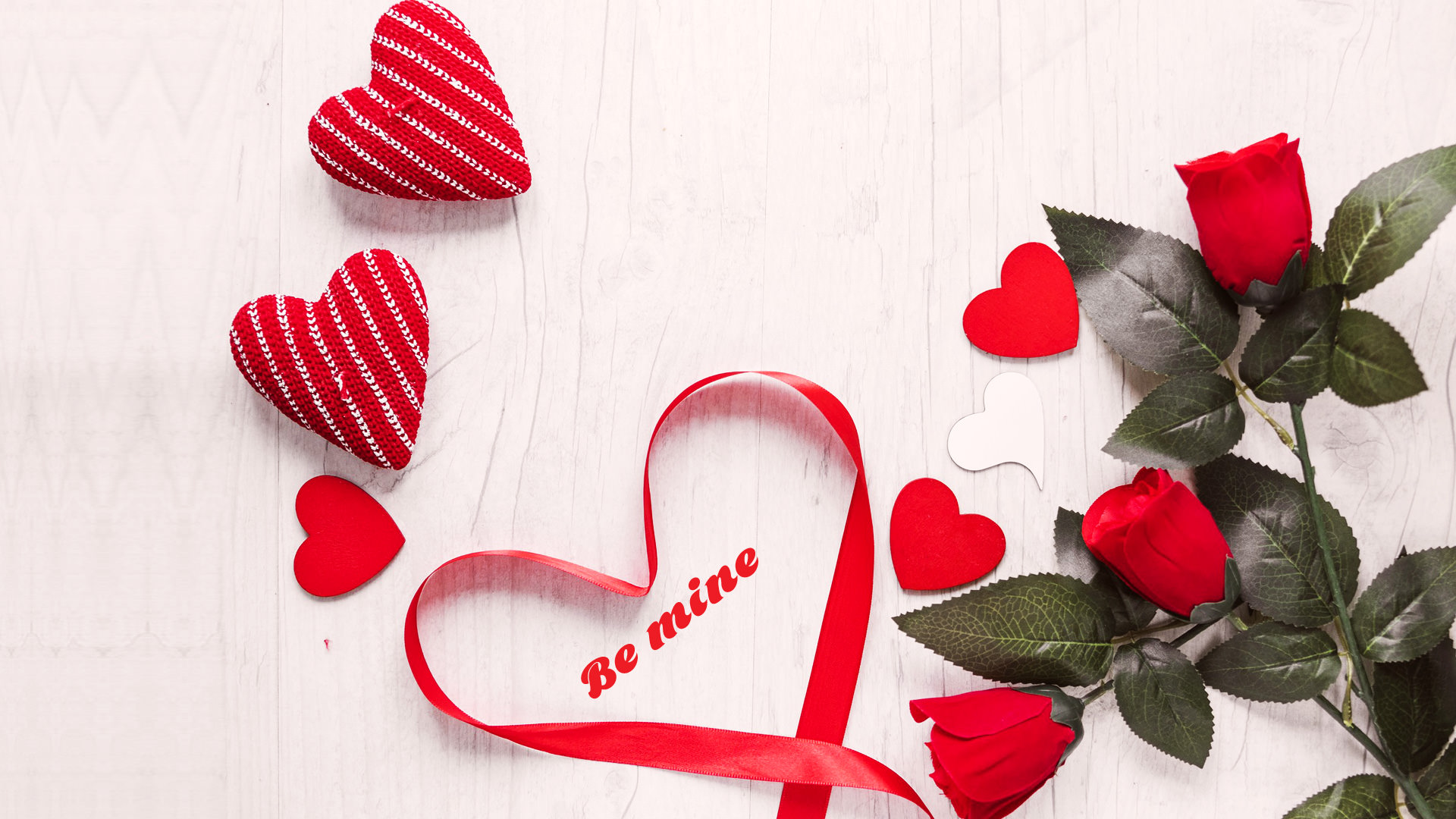 Be Mine 14th February Wallpaper