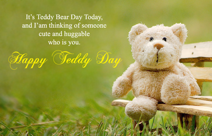 Beautiful Cute Teddy Day Whatsapp Images