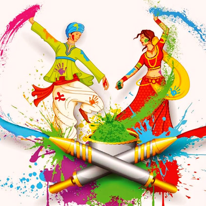 Beautiful Holi Images for Facebook Whatsapp