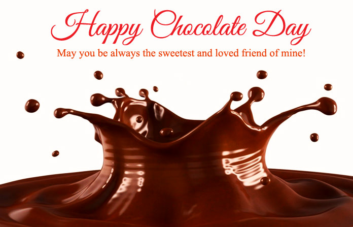 Chocolate Day Wishes for Friends