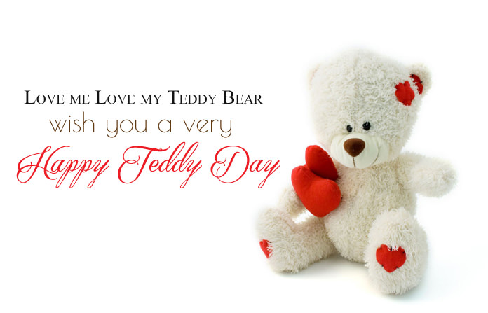 Cute Teddy Bear Day Images