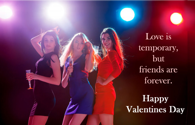 Friends Forever Valentine Quotes