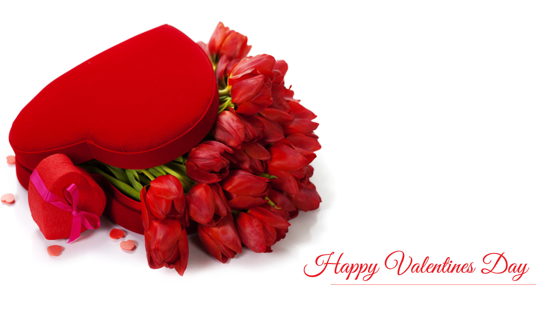 Full HD Valentine Day Images with Red Roses