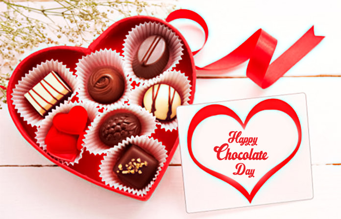 Happy Chocolate Day Love Photos