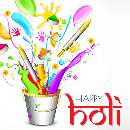 Happy Holi DP Images