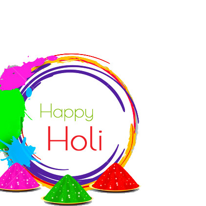 Happy Holi DP