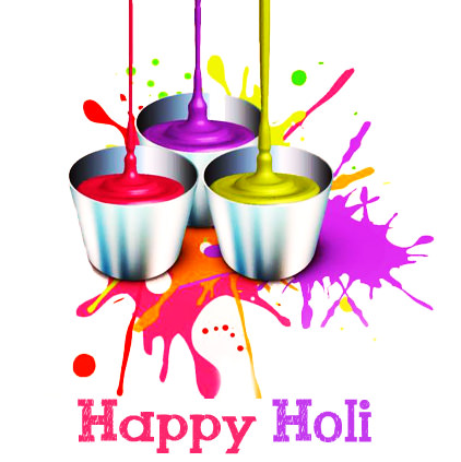 Happy Holi FB Whatsapp DP