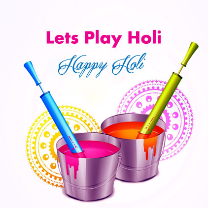 Happy Holi Profile Pictures