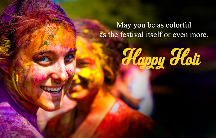 Happy Holi Quotations