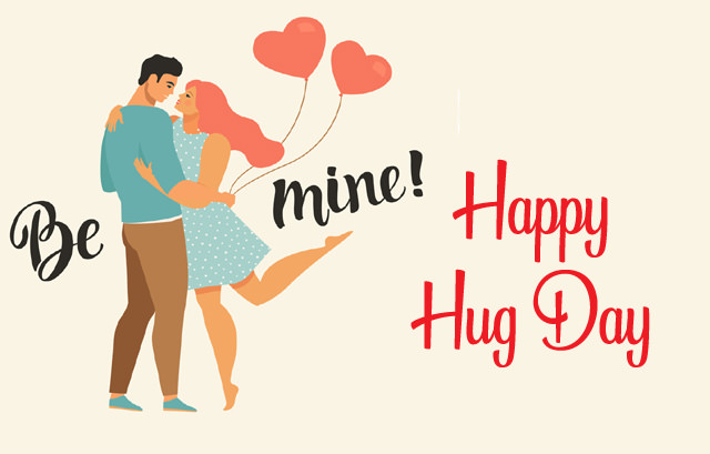 Happy Hug Day Hugging Images
