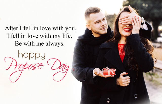 Happy Propose Day Wishes in English