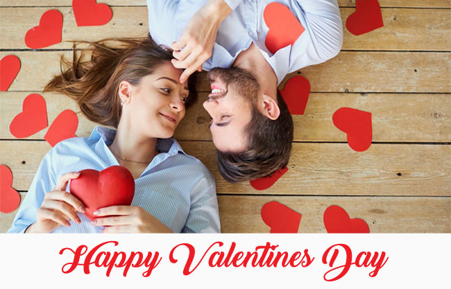 Happy Valentines Day Images for Couple