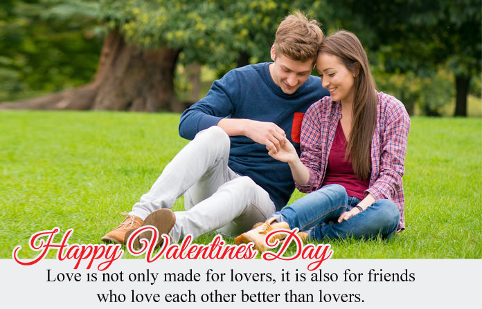 Happy Valentines Day My Friend