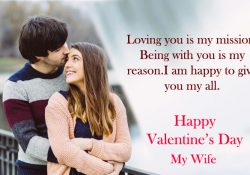 Happy Valentines Day Quotes for Wife