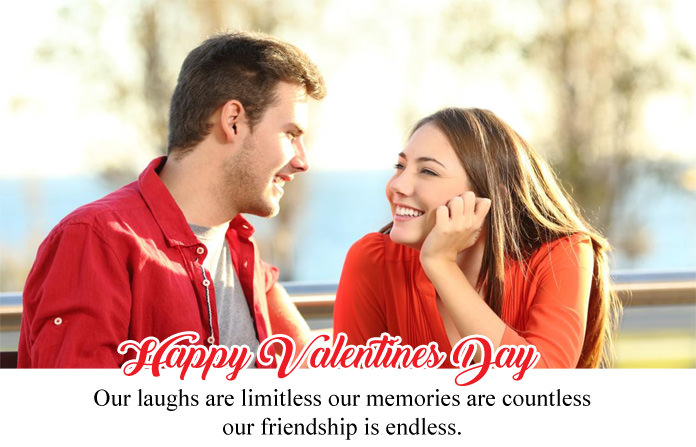 Happy Valentines Day for Friends