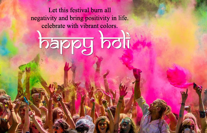 Holi Sayings Images