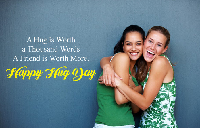 Hug Day Images Quotes for Friends