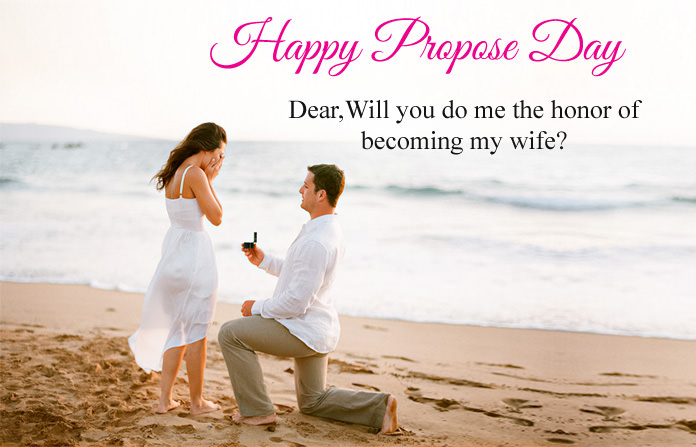 Proposing Quote for Will You Be My Wife