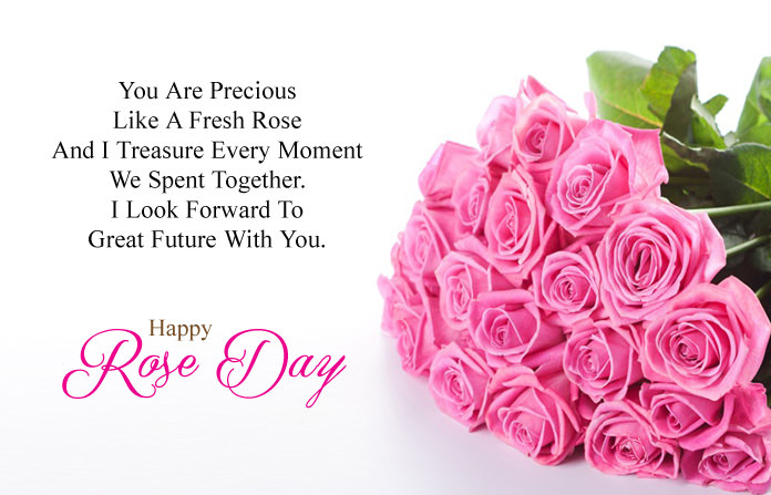 Happy Rose Day Quotes Status Love Wishes Messages For Lovers