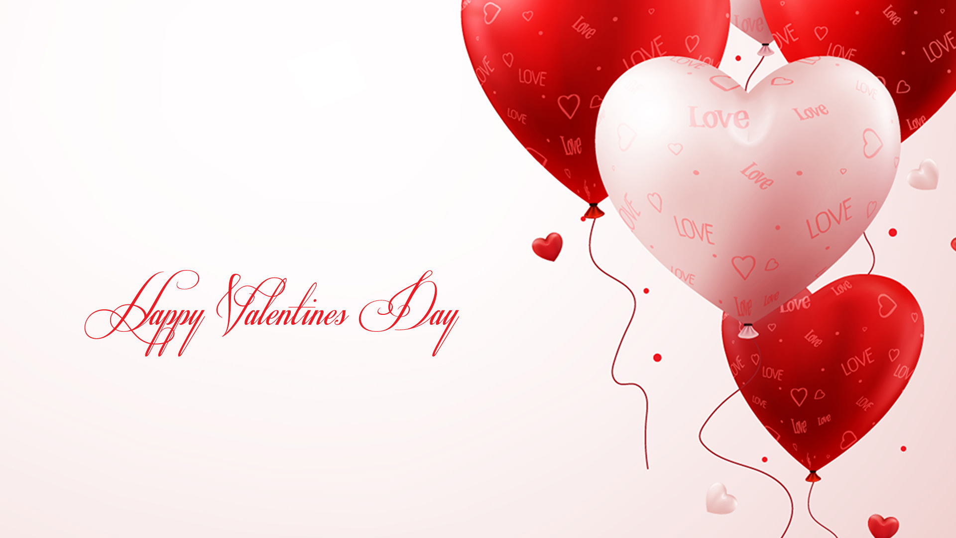 Simple HD Valentine Wallpaper for Desktop