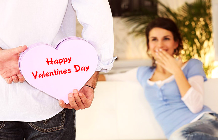 Surprise Valentine Day Images for Girlfriend