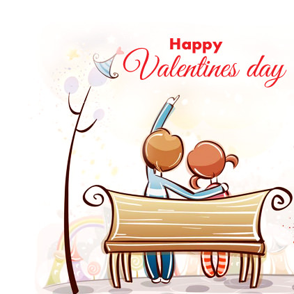 Valentine FB Dp for Love Couple