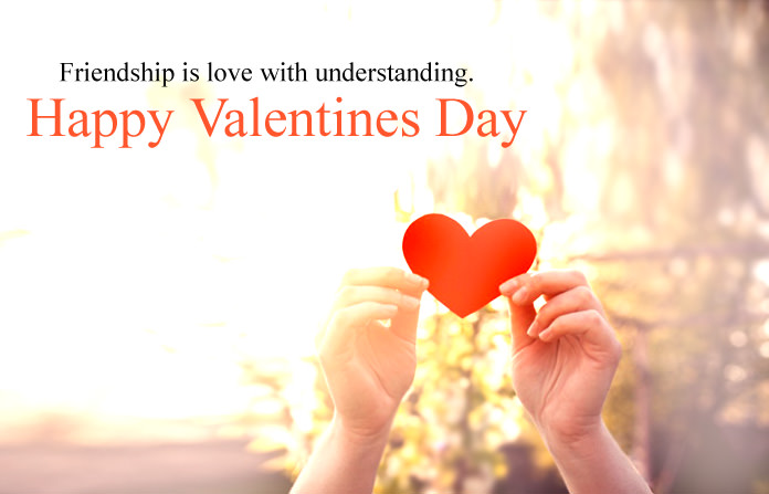 Valentine Friendship Images with Quotes