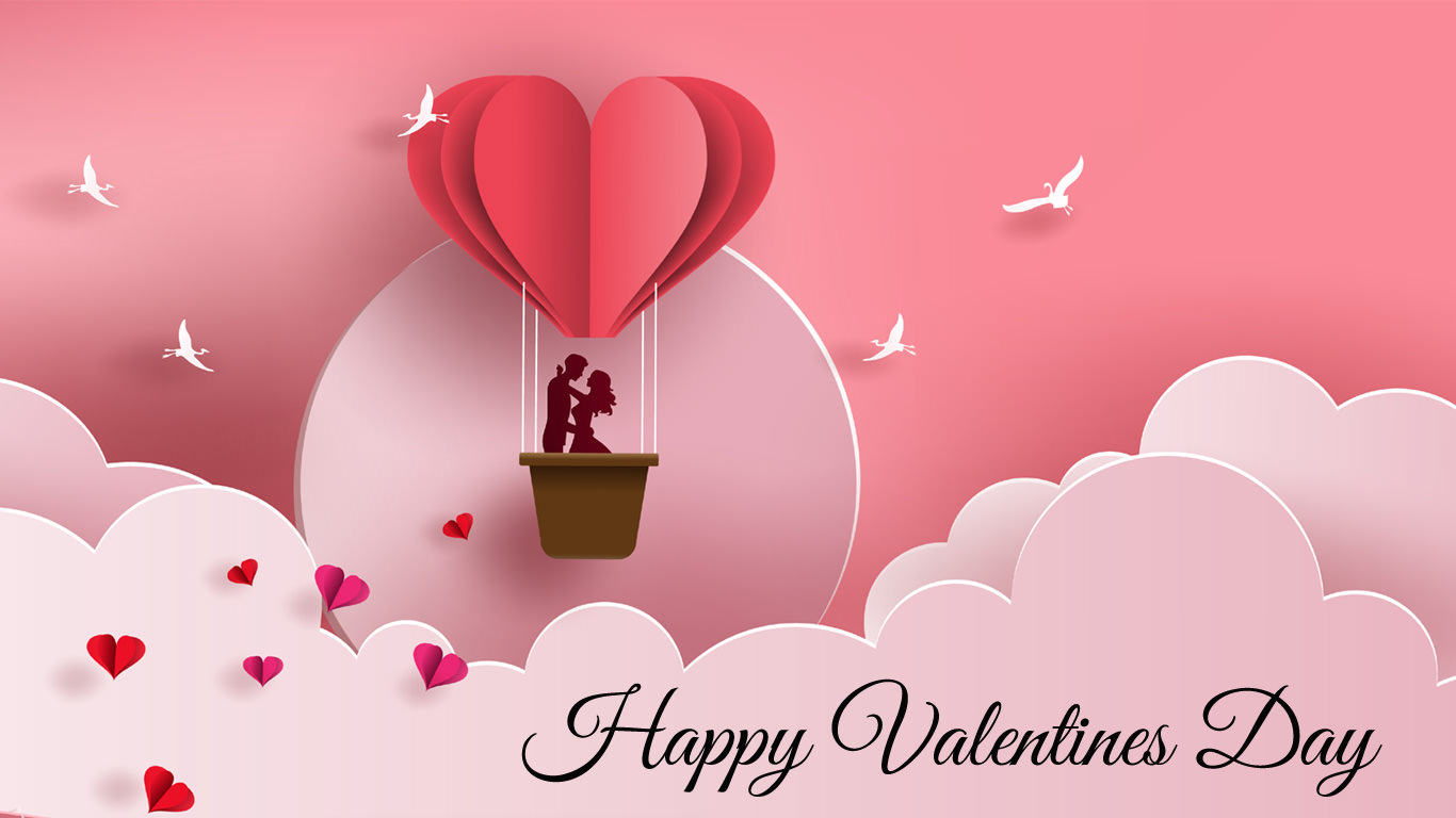 Valentine Love Wallpaper for Couple