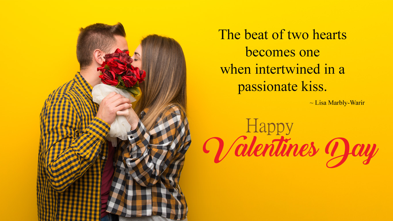 Valentines Day Love Quotes Wallpaper