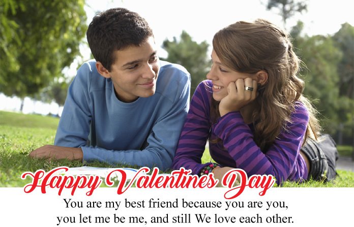 Valentines Day Quotes for Best Friend