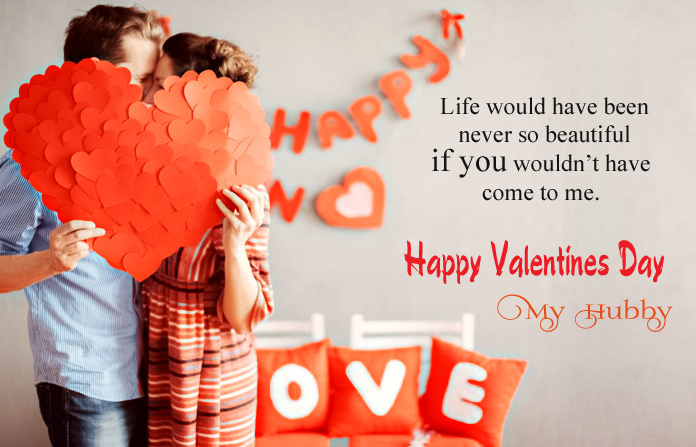 Happy Valentines Day Quotes For Husband 14th Feb Love Wishes Messages