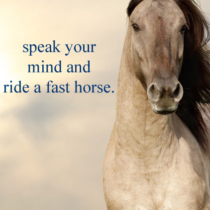 Horse Quotes in English