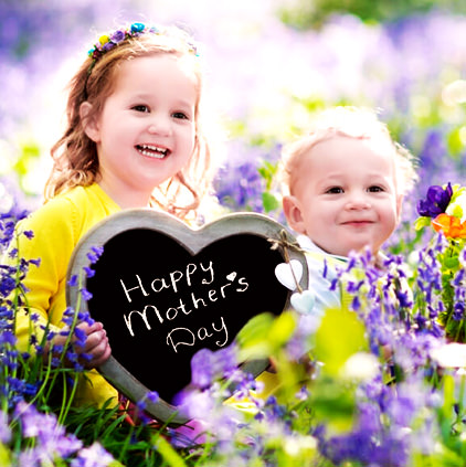 Cute Image for Mothers Day from Kids