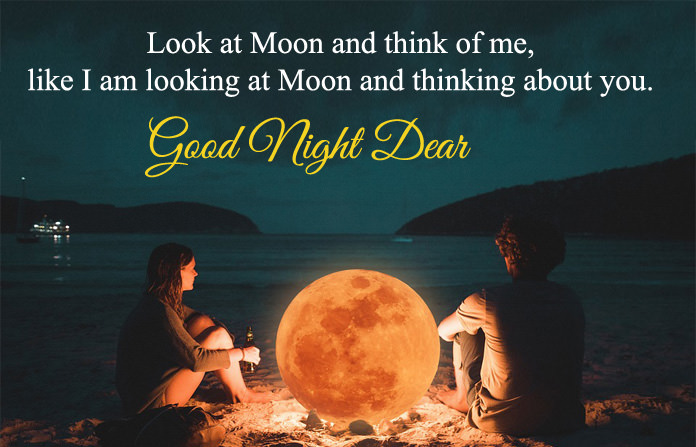 Romantic Good Night Images for Lover | GN Wishes Quotes