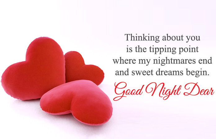 Good Night Quotes Messages