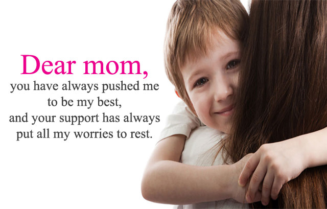 Happy Mothers Day Quotes Images from Son